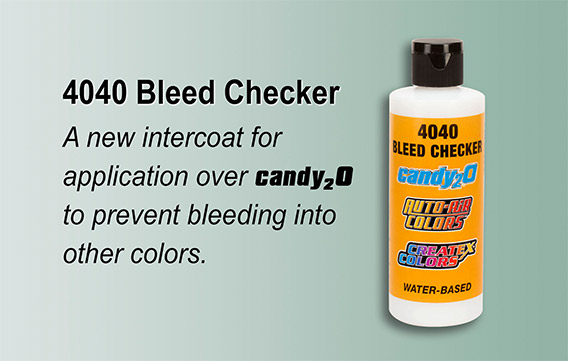 4650 Candy20 Brilliant transparent colors for custom refinishing and airbrushing