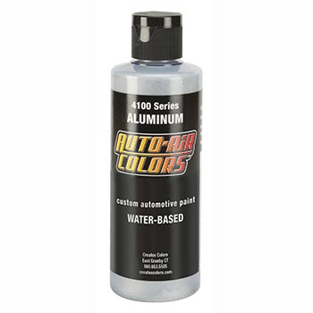 Auto-Air Colors 4103 - Auto Air Aluminum Coarse