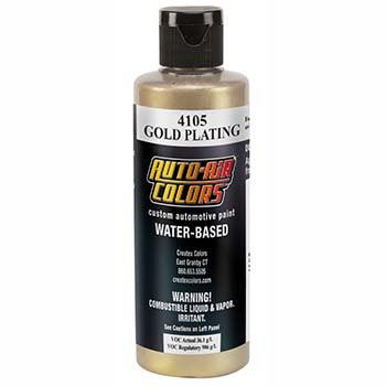 Auto-Air Colors 4105 Gold Plating