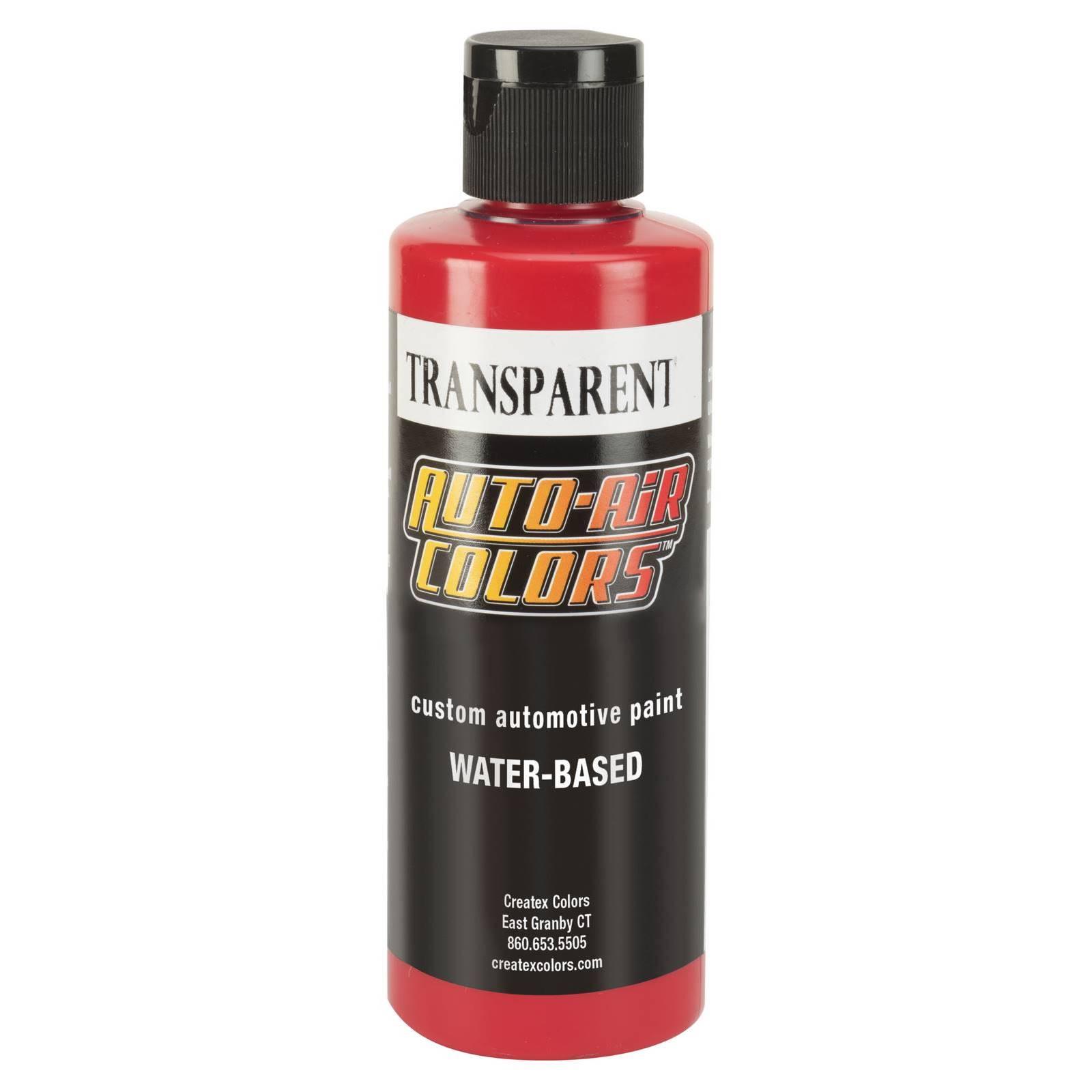 Auto-Air Colors 4234 - Transparent Fire Red