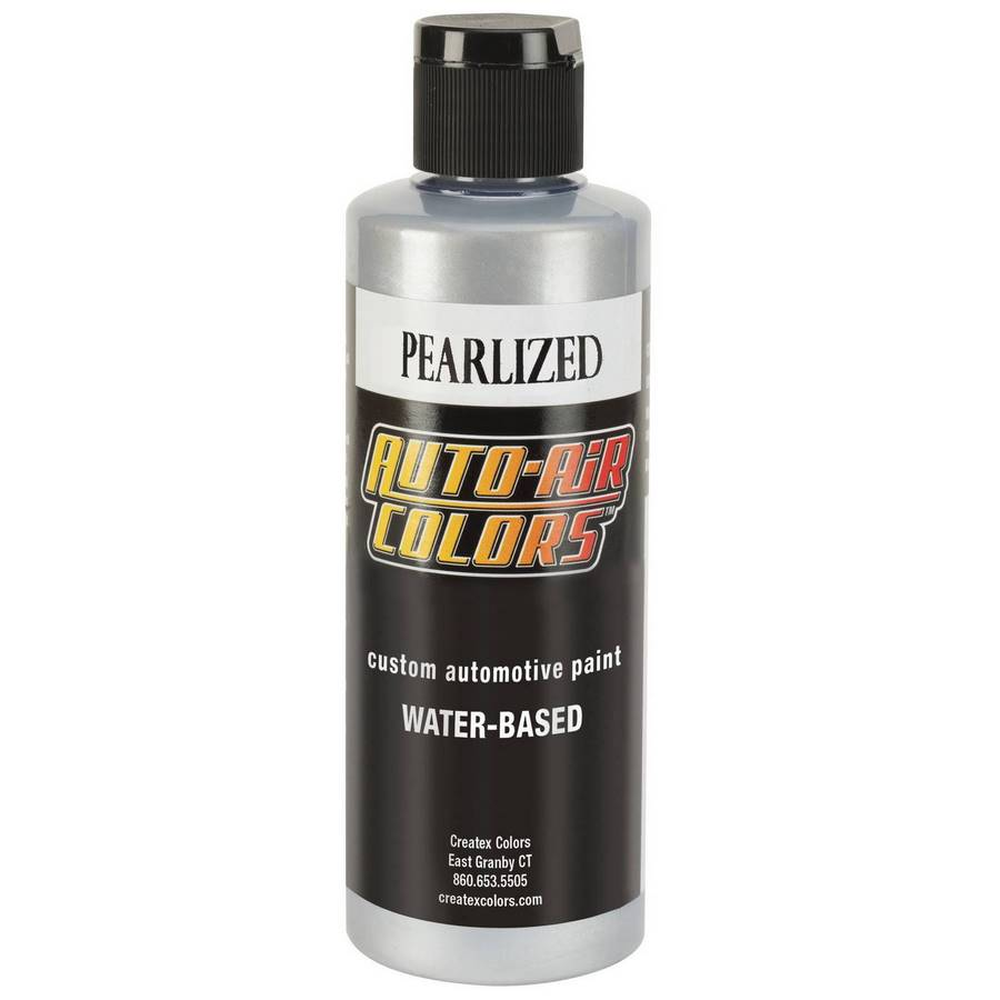 Auto-Air Colors 4302 - Pearlized Silver