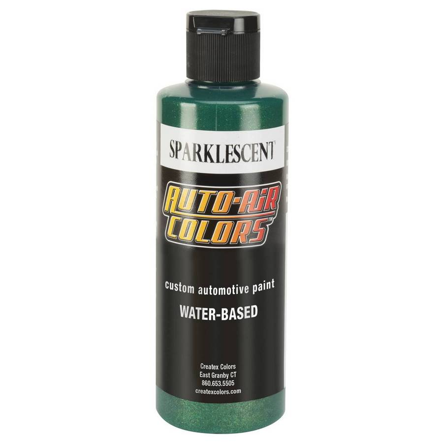 Auto-Air Colors 4533 Sparklescent Toxic Green II