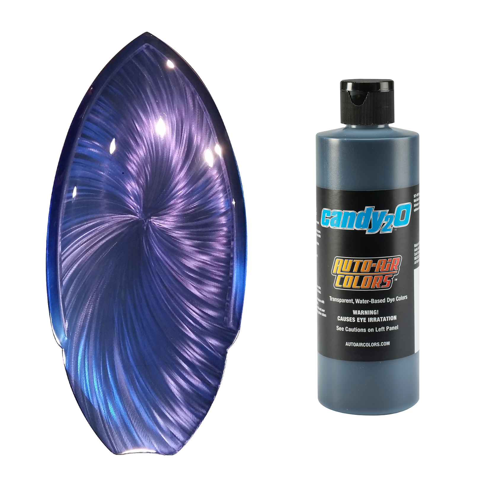 Auto-Air Colors 4656 candy2o Midnight Blue