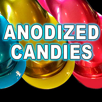 Auto-Air Colors Anodized Candies