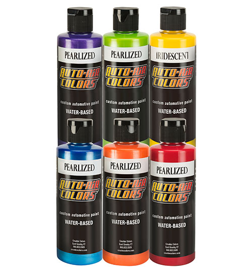 Auto Air Colors Pearlized Colors Essential
